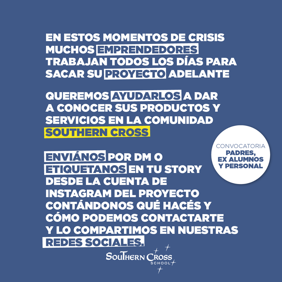 Emprendedores Southern Cross