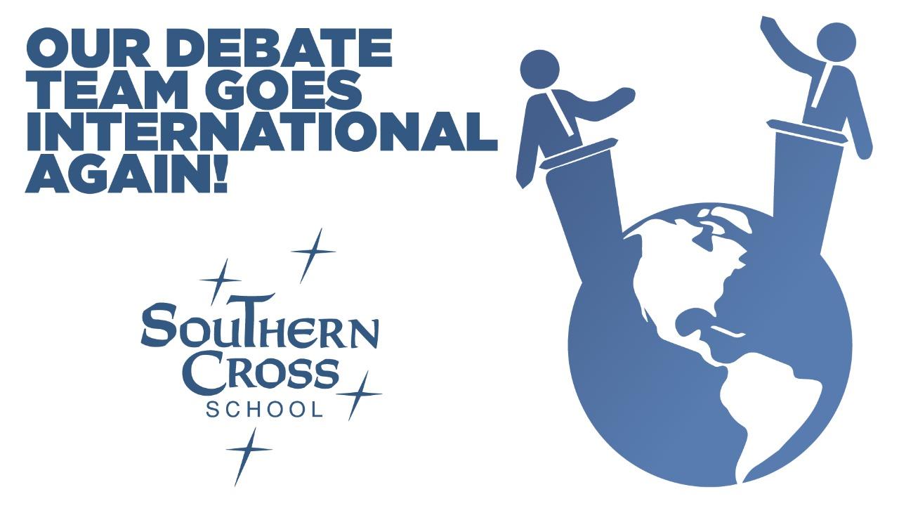 Debate: ¡Somos internacionales!